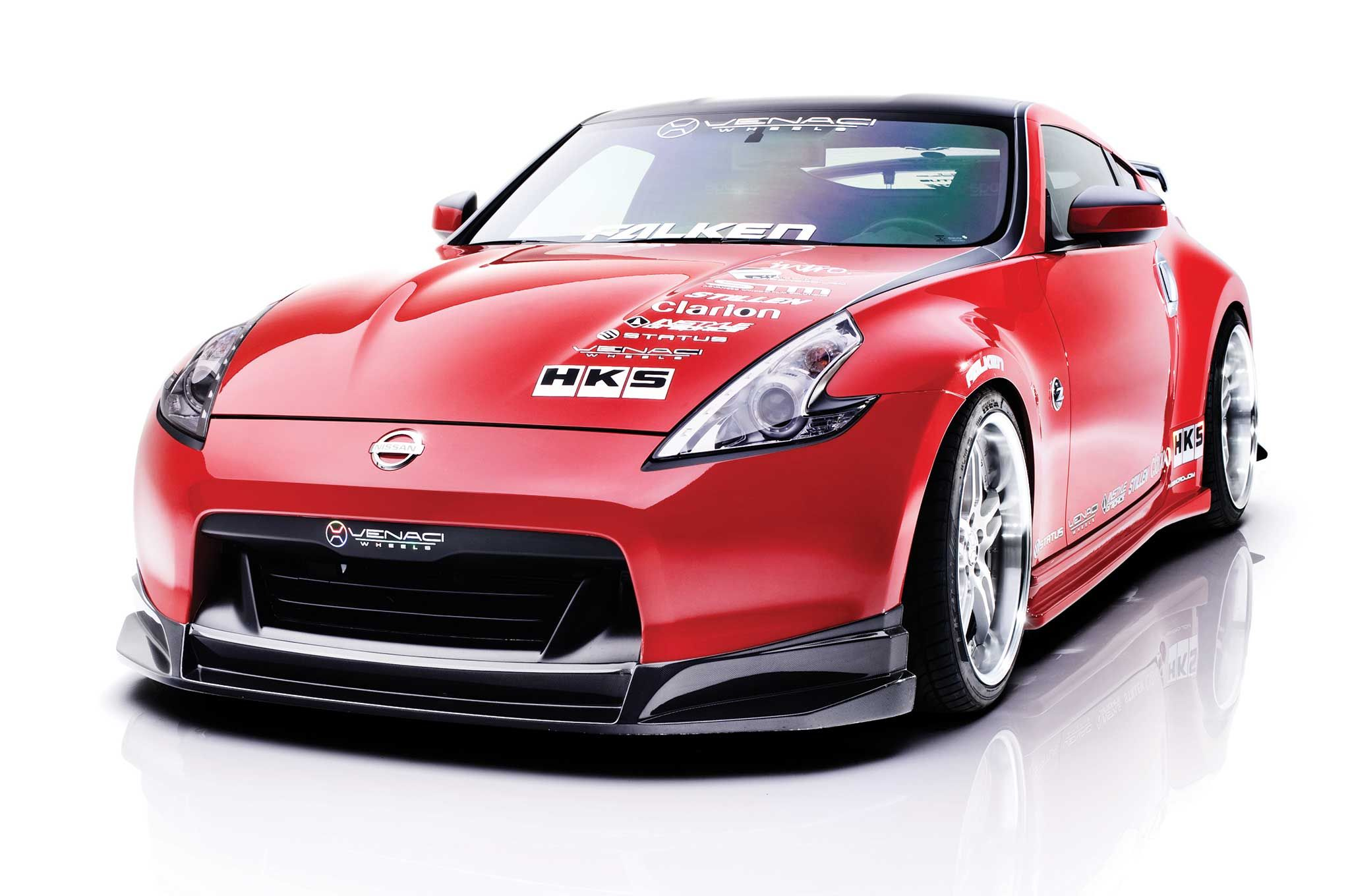 is nissans z the car for you 370z