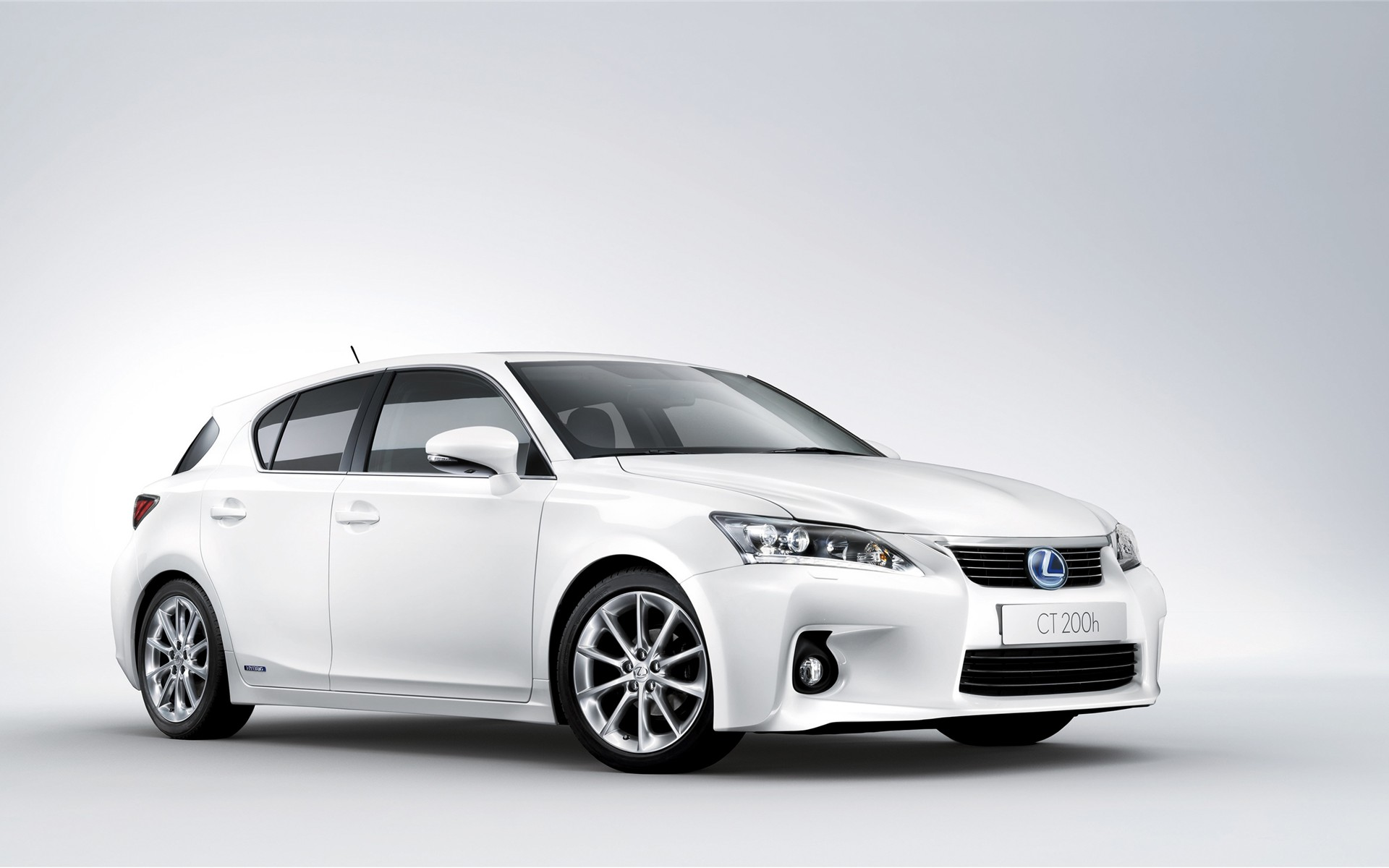 2011 lexus ct 200h widescreen wallpapers (1)